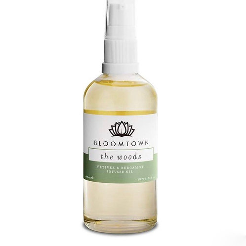 Bloomtown Nourishing Body & Bath Oil: The Woods