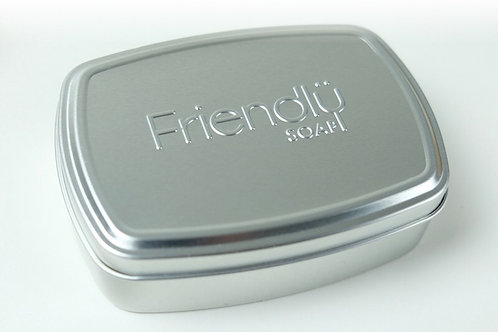 Friendly Soap Travel Tin