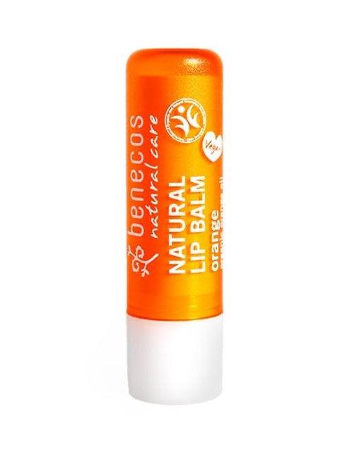 Benecos Natural Lip Balm - Orange