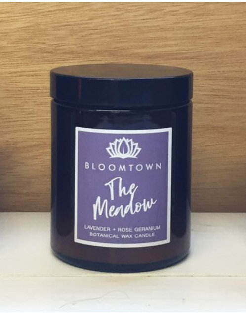 Coconut Wax Candle - The Meadow