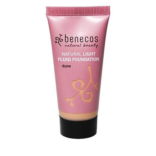 Benecos Natural Light Fluid Foundation - Dune
