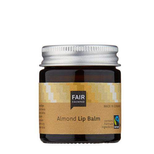 Fair Squared Lip Balm - Almond - Fair Trade - 20g