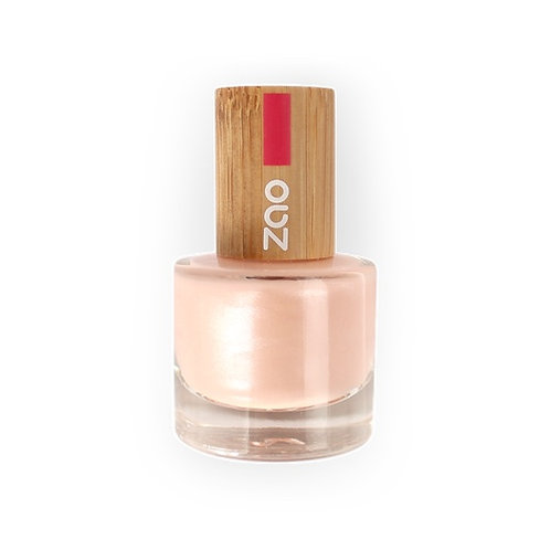 Zao Spring/Summer Collection '10 free' Nail Polishes - Ballerina Pink (672)