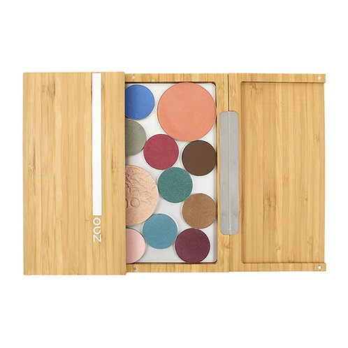 Zao Bamboo Magnetic Palette (Extra Large)