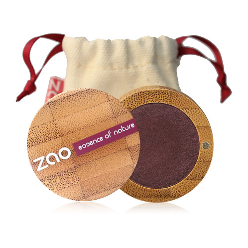 Zao Pearly Eyeshadow - Plum (118)