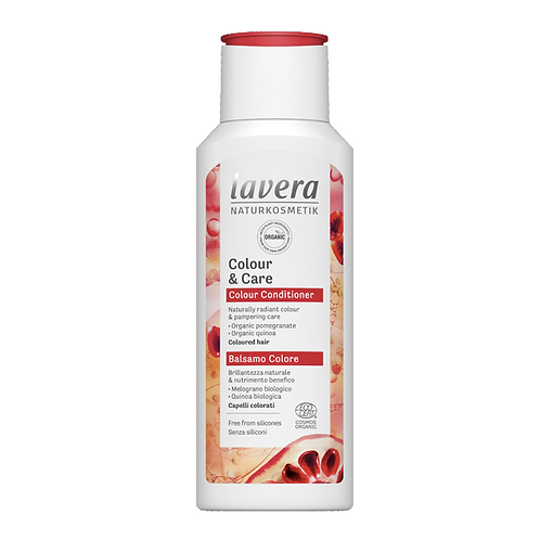 Lavera Colour & Care Hair Conditioner 200ml - For Colour Treated Hair