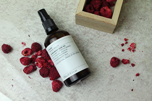 Evolve Super Berry Body Oil 100ml