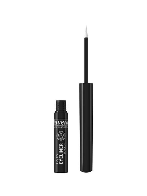 Lavera Organic Liquid Eyeliner - Black
