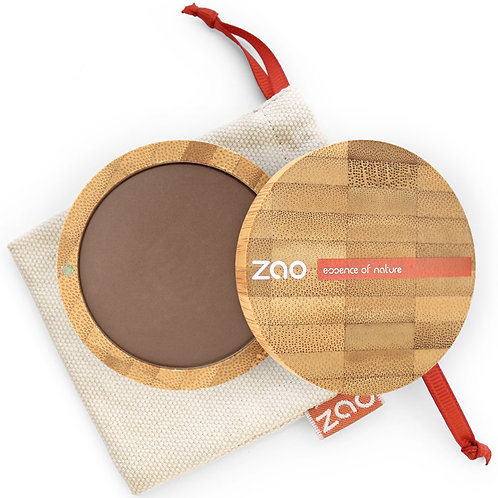 Zao Mineral Cooked Powder - Chocolate (344)
