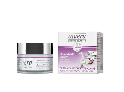 Lavera Firming Night Cream - 50ml - Anti Wrinkle