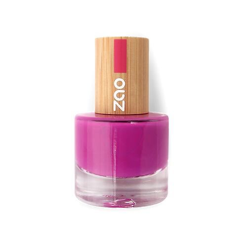 Zao Nail Polish - Purple Orchid (661)