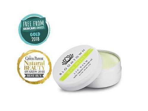 Bloomtown Natural & Vegan Lip Balm: Avo Mint