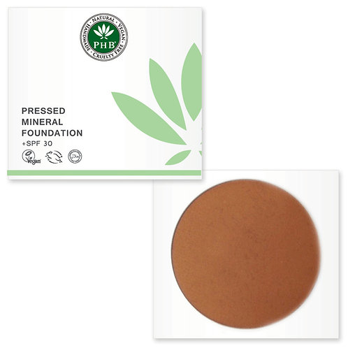 PHB Ethical Pressed Mineral Foundation Spf 30 -Cocoa