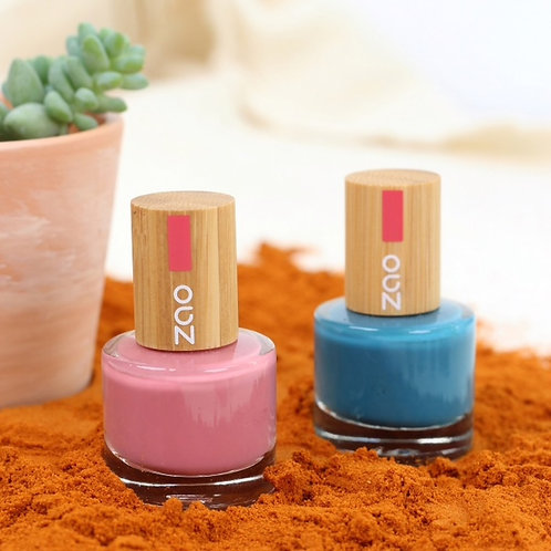 Zao 'Arizona Collection' Nail Polish - 2 Shades