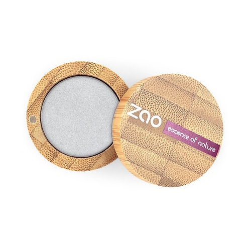 Zao Pearly Eyeshadow - Silver (114)