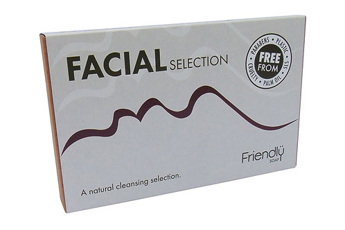 Friendly Soap Facial Selection Box
