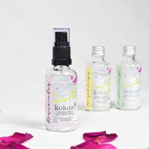 Kokoa Organic Rosewater & Glycerin Facial Toner