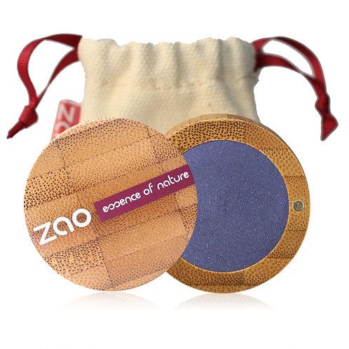 Zao Pearly Eyeshadow - Azure Blue (112)