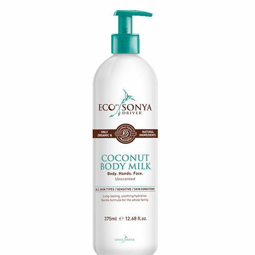 Eco By Sonya Coconut Body Milk 375ml