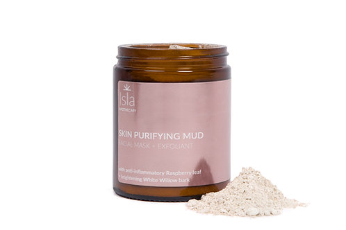 Isla Apothecary Skin Purifying Mud - Deluxe Travel Size 15g