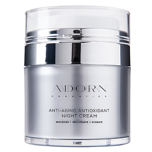 Adorn Anti-aging Antioxidant Botanical Night Cream 50ml