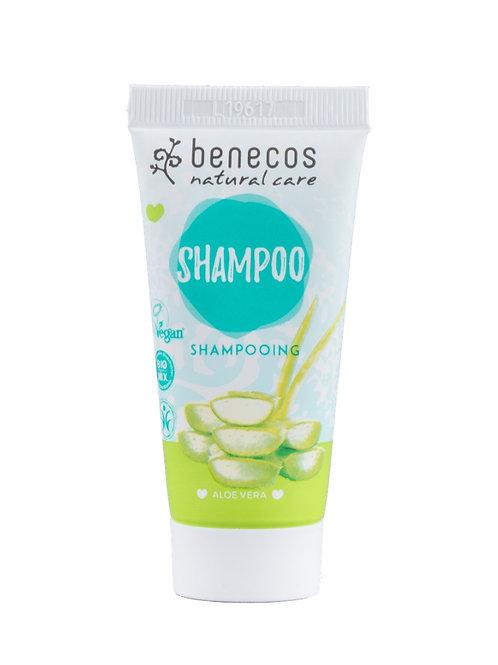 Benecos Aloe Vera Shampoo 30ml
