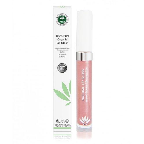 PHB 100% Pure Organic Lip Gloss - Grace