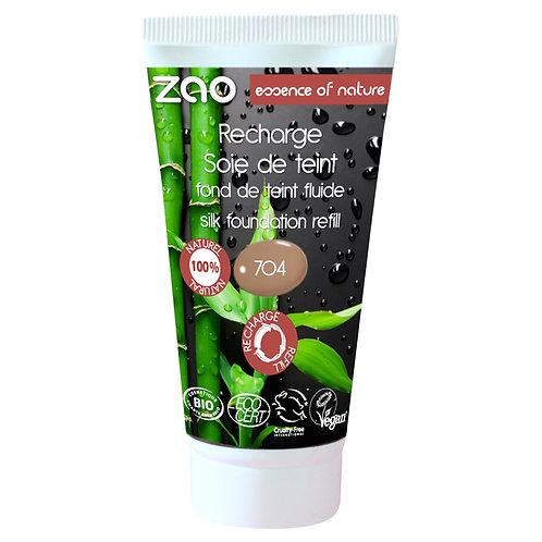 Refill - Zao Silk Foundation - Neutral (704)