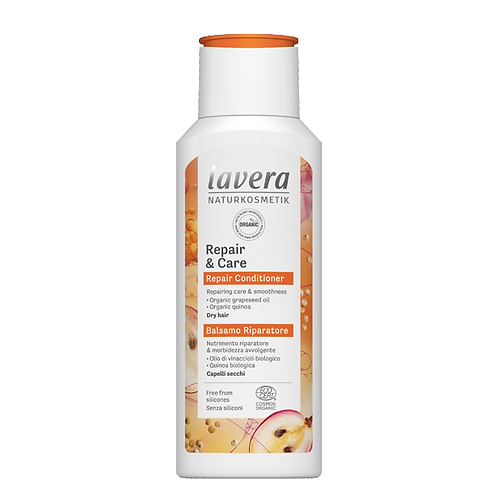 Lavera Repair & Care Conditioner - 200ml - For Normal to Dry Hair