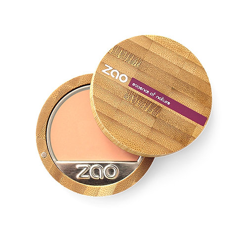 ZAO Compact Foundation - Very Light Pink Ivory (729)