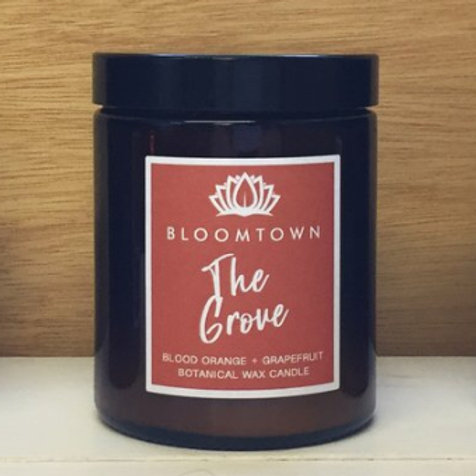 Coconut Wax Candle - The Grove