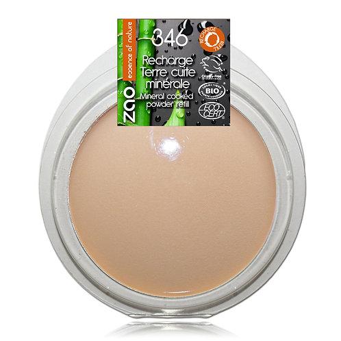Zao Mattifying 'Bright Complexion' Powder Refill (346)