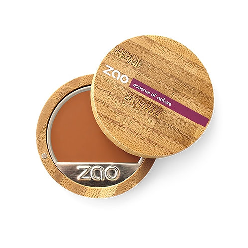 ZAO Compact Foundation - Chocolate (735)