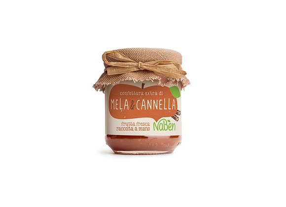 Confettura extra MELA&CANNELLA Naben 212g
