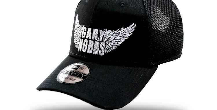 Gary Hobbs Glitter Wings Cap