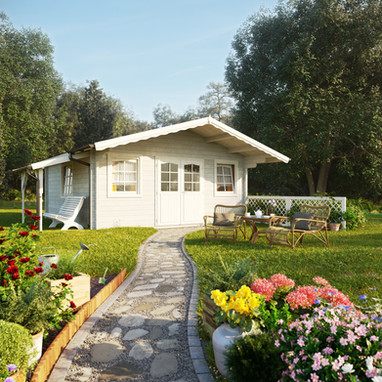 Gartenhäuser Satteldach - Helena