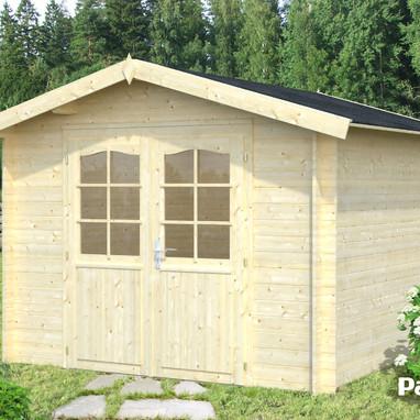 Gartenhäuser Satteldach - Lotta
