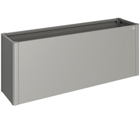 Hochbeet 2x0.5 quarzgrau-metallic