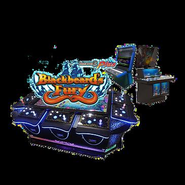 Blackbeards Fury IGS Fish Game System cl