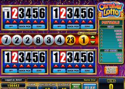 Carnival Lotto