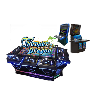 Thunder Dragon IGS Fish Game System clea