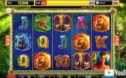 Jungle Wheel of Fortune