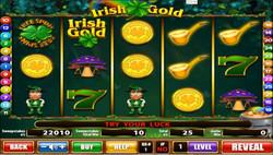 Irish Gold Big Top