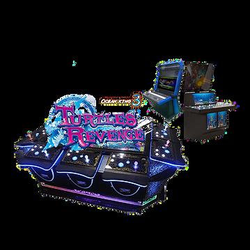 Turtles Revenge IGS Fish Game System cle