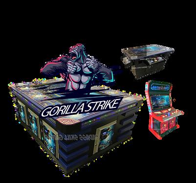 Gorilla Strike BSG Fish Systems clear.pn