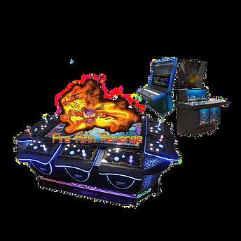 Fire Kirin Revenge IGS Fish Game System