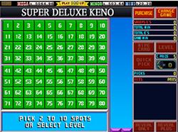Super Deluxe Keno