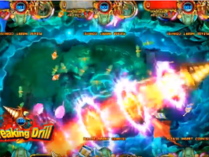 Crab Avengers | Ocean King 3 Fish Hunter Arcade Game