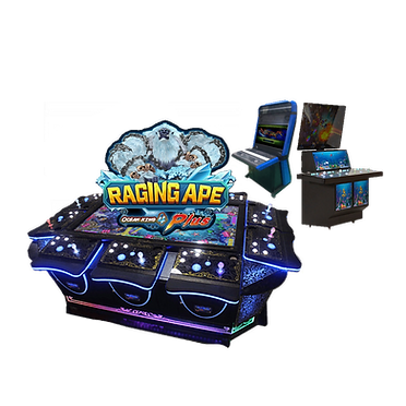 Raging Ape IGS Fish Game System clear.pn