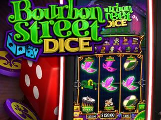 Bourbon Street Dice